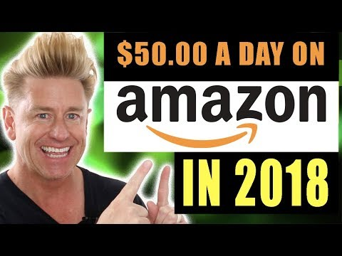 Passive Income On Amazon 2018