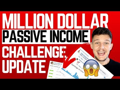 CRAZY Results From My Million Dollar Passive Income Challenge (2 Weeks In!)