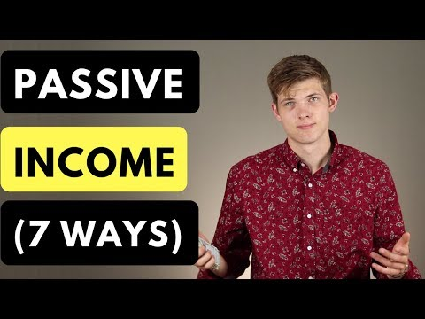 How To Make Passive Income ? (7 Uncommon Ways)