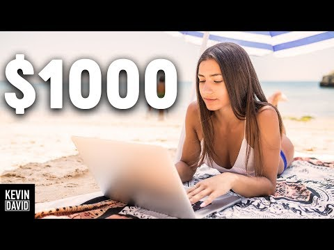 How to Make Passive Income With Only $1,000!