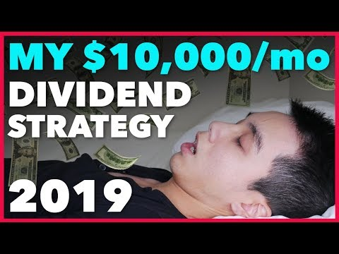 My 2019 dividend investing strategy for passive income 💸 Dividend Portfolio