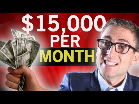 How I make $15,000 Per Month Passive Income !