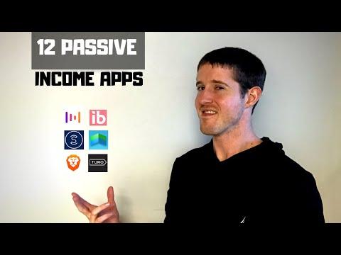 12 Passive Income Apps $100 A Day 2019