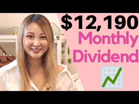 DIVIDEND INVESTING: ROBINHOOD CHALLENGE For Monthly Passive Income [WEEK 7] | Cherry Tung