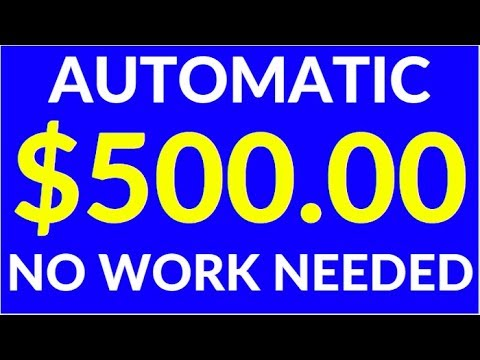 Earn $50 in PayPal Money Again & Again! (PASSIVE INCOME)