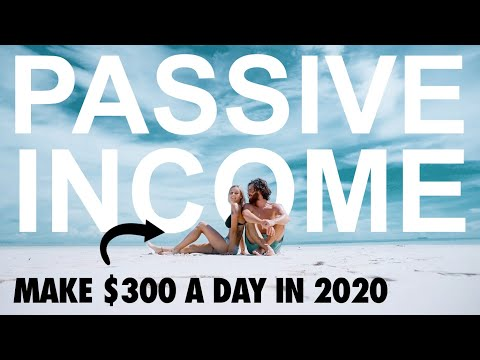 How To Make Passive Income In 2020 – Beginners Guide!