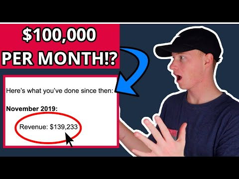 How this Website Makes Over $100,000/MONTH in Passive Income
