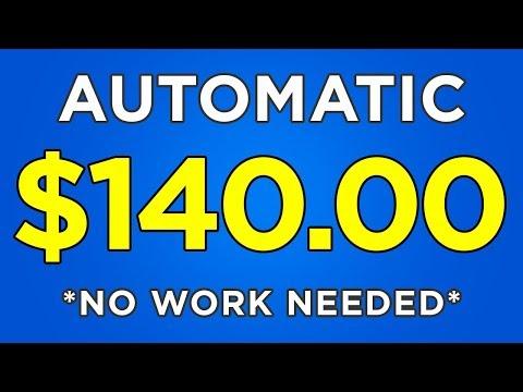 Make $14.00 PayPal Money Over & Over (PASSIVE INCOME MACHINE)