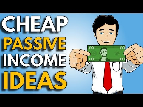 7 Passive Income Ideas with Little Money | How To Make Passive Income with Low Income