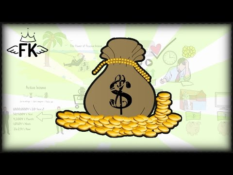 Make Money Work For You – The Power of Passive Income