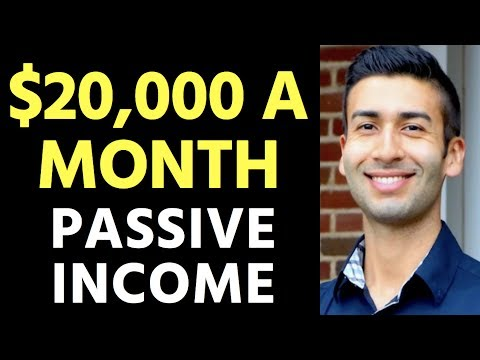 How I MAKE $20,000 A MONTH PASSIVE Income (My Number One LEGIT Way!) Earn Passive Income From Home