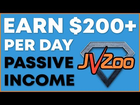 How To Promote JVZoo Products For Passive Income