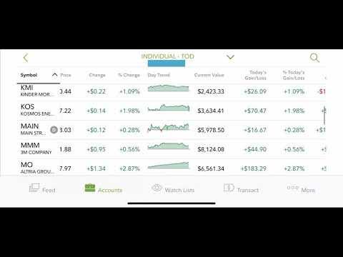 $1600 GAIN IN ONE DAY | $373,000 Dividend Investing Portfolio | Dividends | Passive Income