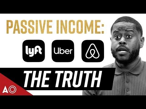 The Truth About Passive Income #JustAskAO