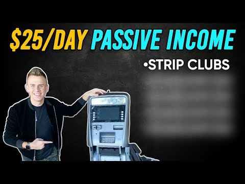 Top 5 ATM Locations | $25/Day Passive Income