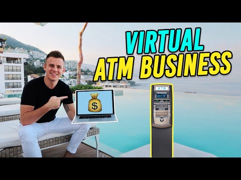 How To Start A Virtual ATM Business | Passive Income