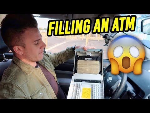 Filling An ATM With $16,000 | Passive Income 2020