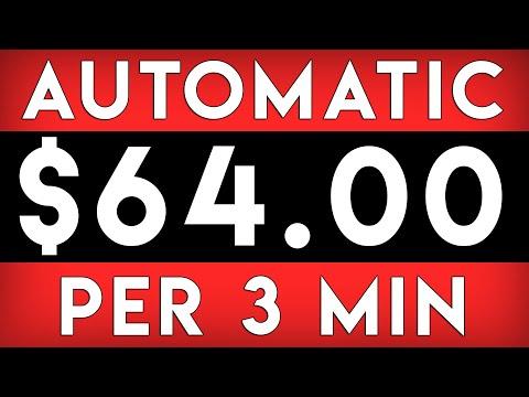 Make $64.05 Over & Over On AUTOPILOT! (Passive Income)