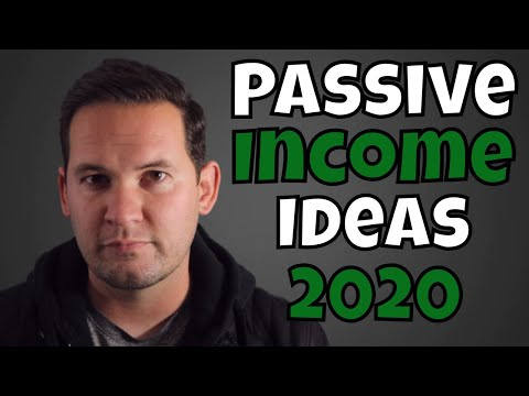 How To Make Passive Income Online With No Money