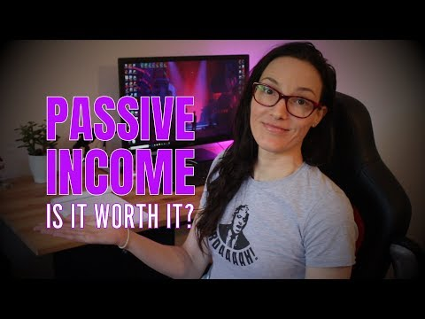 Passive Income as a Designer – Is it worth my time?
