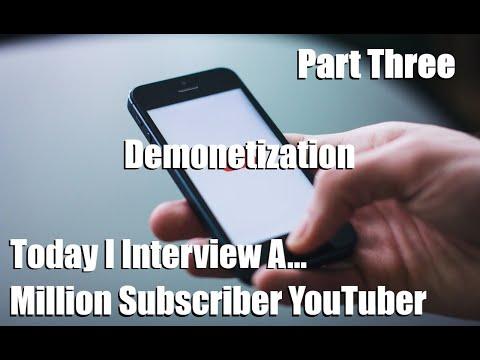 His Entire YouTube Channel Was Demonetized… | Dividend Investing Portfolio, Passive Income