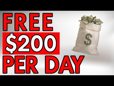 Earn $200/Day Passive Income Online for (FREE)