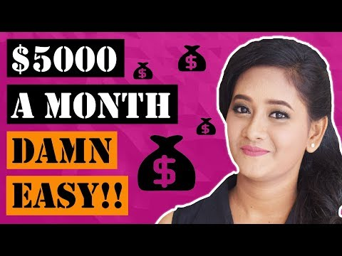 The Easiest Way To Make Passive Income Online