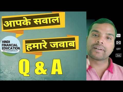 Passive Income Ideas and It's Biggest Obstacles (1st Q & A By Hindi Financial Education)