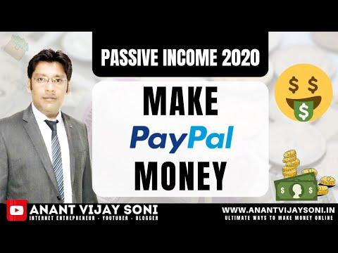 ✅ PASSIVE INCOME 2020 ⇢ Earn PayPal Money Again & Again – ShrinkEarn Review in Hindi