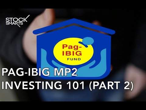 PAG-IBIG MP2 IS PASSIVE INCOME FOR LIFE