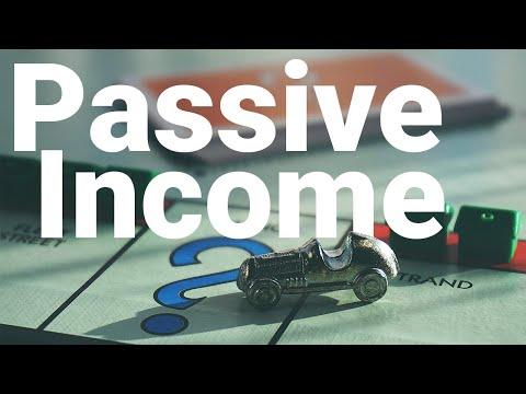 The Dream – Passive Income