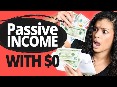 Best Passive Income Ideas With Less Than $100