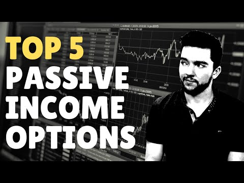 Top 5 Passive Income Investments You Can Do Online in 2020