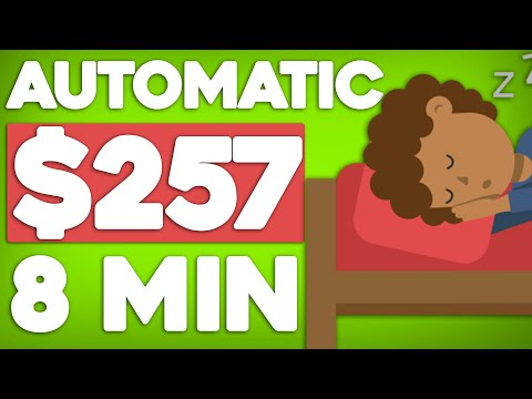 Get $257.30 In 8 MINS Over & Over! (Passive Income 2020)
