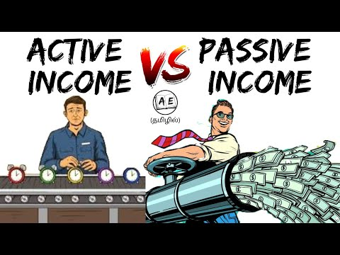 ACTIVE INCOME VS PASSIVE INCOME TAMIL|The Parable of Pipeline| Motivational Story| almost everything