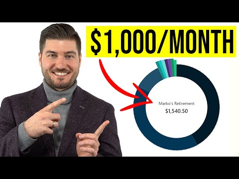 I'm Building A $1,000/Month Passive Income Dividend Portfolio From $0