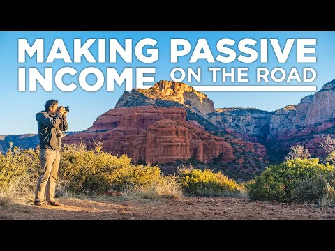 Making Passive Income on the Road