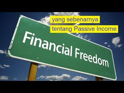 apakah Passive Income itu adalah nyata ?