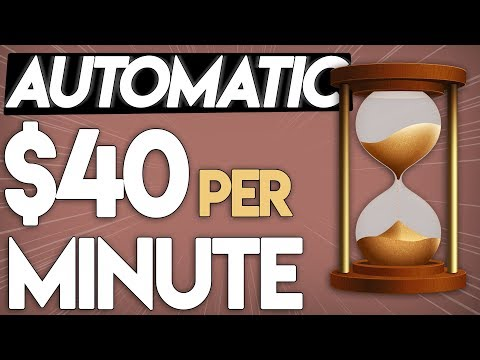 Get $40 In 60 Sec Over & Over! (FREE Passive Income 2020)