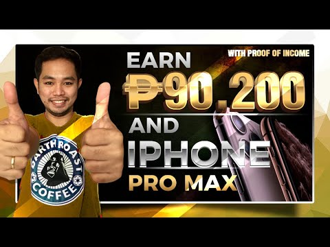 PASSIVE INCOME WITH A CHANCE NA MAGKAROON NG IPHONE PROMAX AT 92,200 PESOS! WITH PROOF OF INCOME NA!