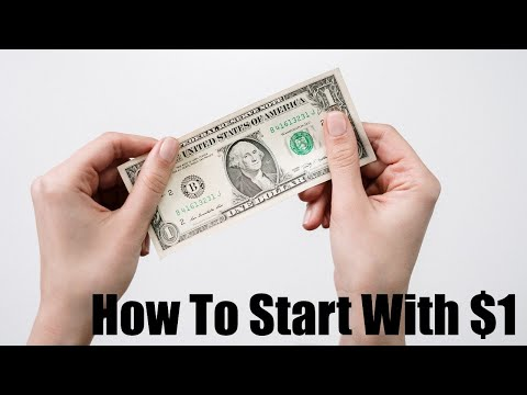 How To Invest Your First Dollar! | Stocks, Investing, Dividends, Passive Income