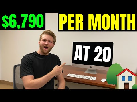 Making $6,790/Month In Passive Income At 20 (Real Estate)