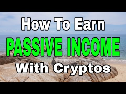 How To Earn Passive Income With Cryptocurrencies Using Celsius Network