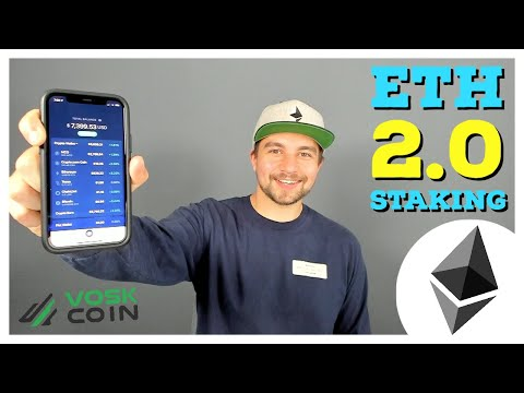 Ethereum 2.0 | Earning Passive Income in Cryptocurrency STAKING ETH?!