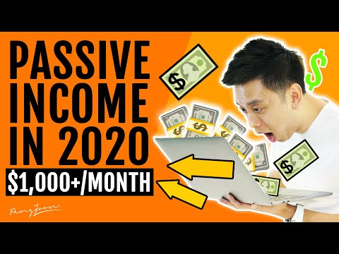 7 Passive Income Ideas to Work on While Quarantined (That Earn $1,000+ Per Month)