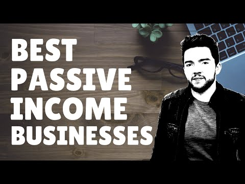 5 Passive Income Business Ideas That Make Millions