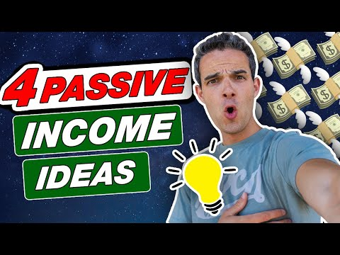 "4 best ""passive income"" ideas (and the truth no one wants to tell you)"