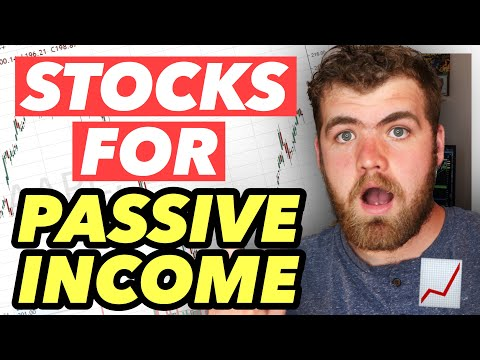 Top Stocks for Passive Income (Dividend Investing)