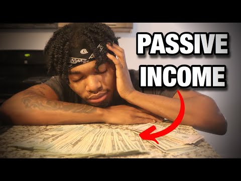 7 Ways To Make Passive Income (With Little To No Money)