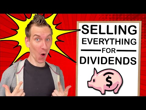 Selling Everything For Dividends & Passive Income Ideas 2020